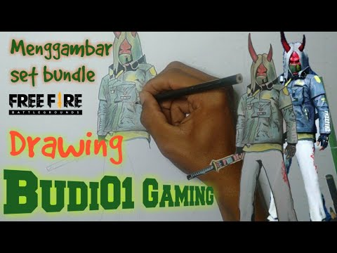 Gambar Set Budi Gaming Part 1 Free Fire Personal Drawing Golectures Online Lectures