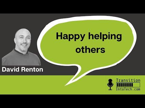 David Renton: 'Tech has given me a newfound self-worth' 1