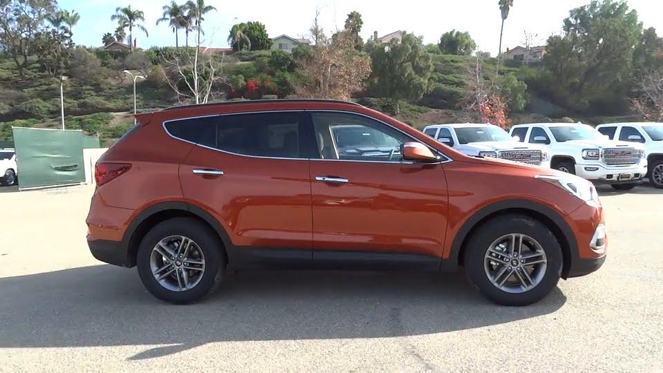2017 Hyundai Santa Fe Sport >> 2017 Hyundai Santa Fe Sport Orange County, Irvine, Laguna Niguel, Newport Beach, Mission Viejo ...