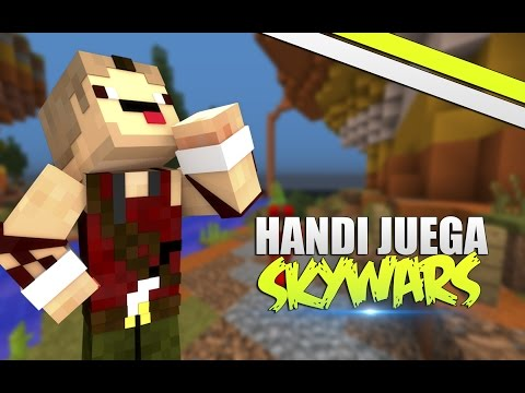 HANDI JUEGA SKYWARS CON DANGA