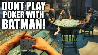 Far Cry 3 - Dont Play Poker with Batman - Wingsuit