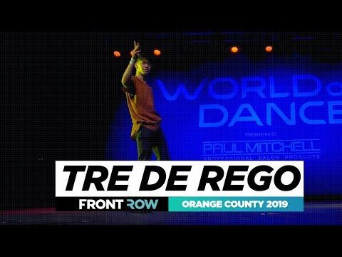 Tre De Rego | FRONTROW | World of Dance Orange County 2019 | #WODOC19