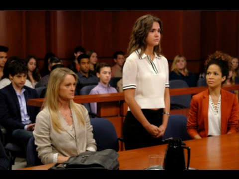 The Fosters Season 3 Episode 10  w Annika Marks  AfterBuzz TV