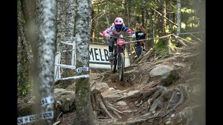 Tracey Hannah's Race Run - 2019 Canadian Open DH presented by iXS