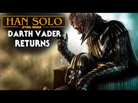 Darth Vader Is Coming! - Han Solo Star Wars Movie Exciting News