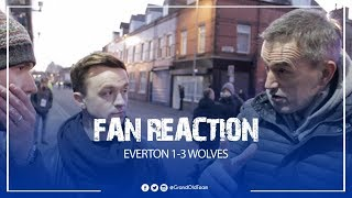 Everton 1 v 3 Wolves - There's No Identity For Everton At The Moment