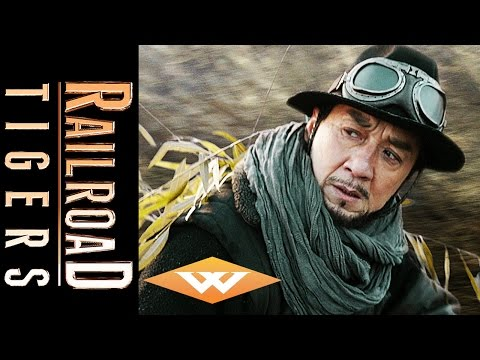 Railroad Tigers Official US Full online - Jackie Chan Film (2016) - Well Go USA