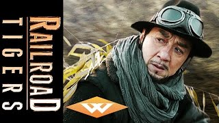 Railroad Tigers Official US Trailer - Jackie Chan Film (2016) - Well Go USA