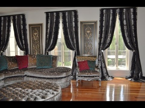 Modern Curtains and Drapes to make your home even better