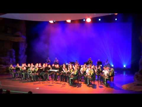Romford Drum And Trumpet Corps - Play That Funky Music