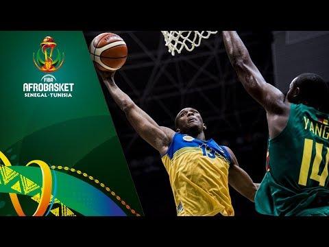 Rwanda v Cameroon - Full Game - FIBA AfroBasket 2017