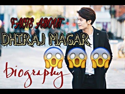 Dhiraj Magar Biography //Debut Movie - Intu Mintu Londonma// Nepali Video News