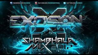 Excision - Shambhala 2012 Mix
