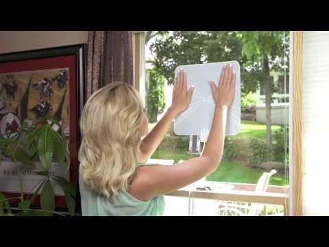 Winegard FlatWave - Indoor Antenna Positioning
