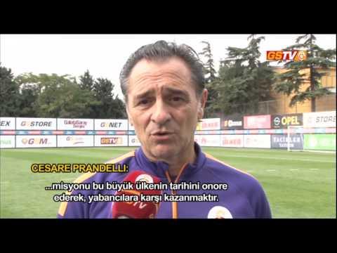 Cesare Prandelli'den Açıklamalar