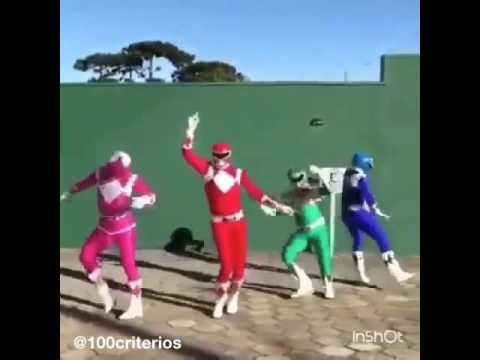 Power ranger pornstar