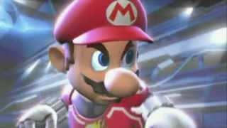 Mario Strikers Charged Football - Intro