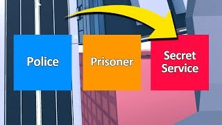 SECRET SERVICE MODE IN ROBLOX JAILBREAK *NO CRIMINALS*