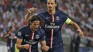 Zlatan Ibrahimovic & Edinson Cavani ► Duo ● PSG Goal Show 2016 | HD