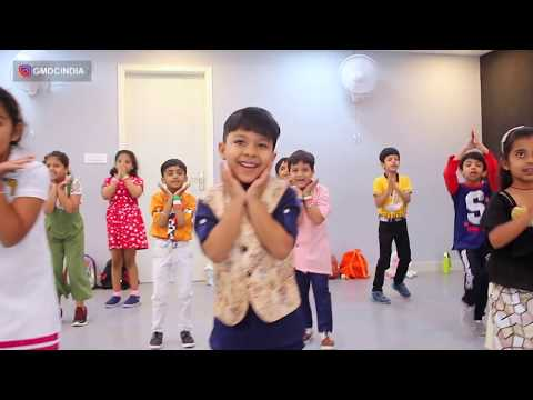 independence-day-celebration- -cute-little-kids- -india-waale- -g-m-dance