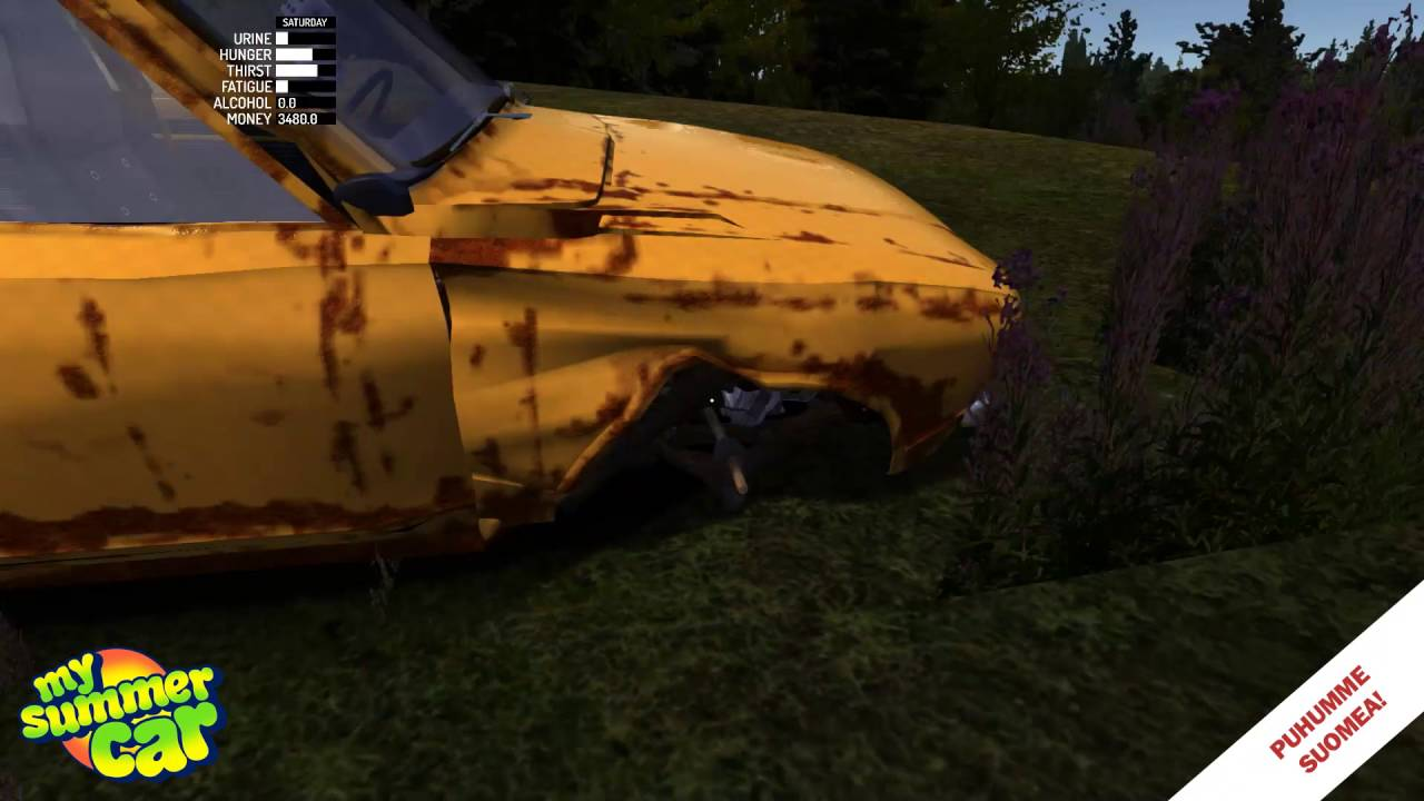 My Summer Car Free Game Download Install Game