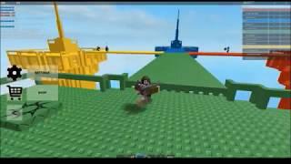 Jeu de Roblox (fr) Doomspire Bricksbattle