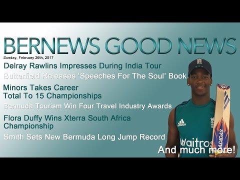 "Bernews ""Good News"" Sunday Spotlight, Feb 26 2017"