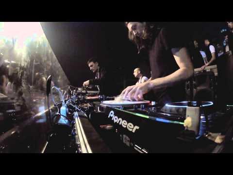 Roman Flügel live dj set @ Ribbon Club 9March2013 (warm up by Zero)