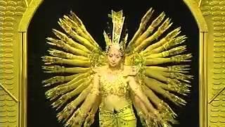 Китайский танец множества рук