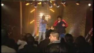 """Le son du Ghetto"" P.O. feat G-MONI francofolies 2009"
