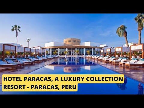 Hotel Paracas, a Luxury Collection Resort - Paracas, Peru