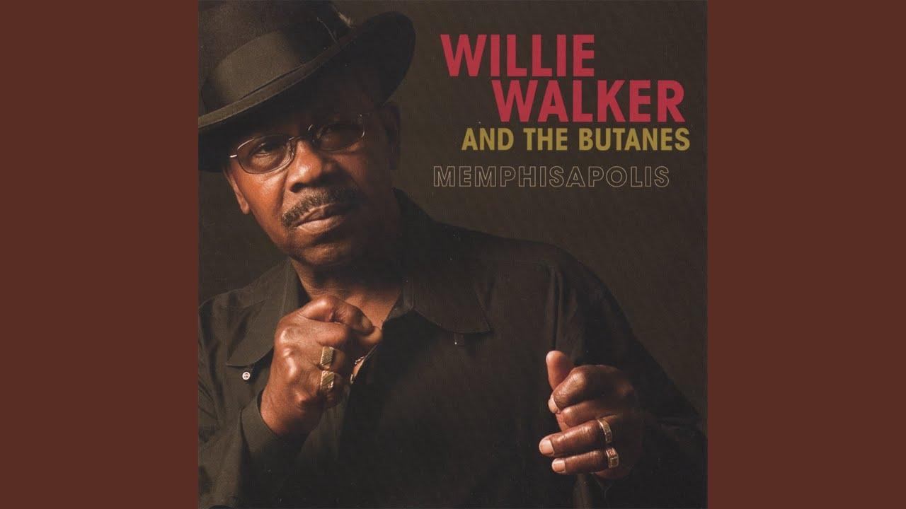 WEE WILLIE WALKER : petit par la taille, grand par le talent !