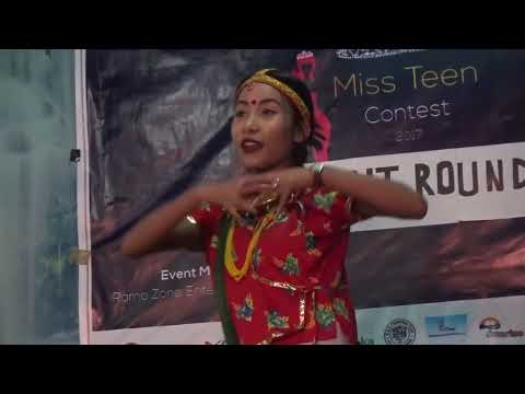 MISS TEEN CONTEST 2017 TALENT ROUND