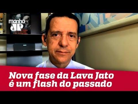 José Maria Trindade: nova fase da Lava Jato é um flash do passado mesmo