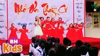 Múa Lời Thầy Cô - Bé Tú Anh - Nhạc Thiếu Nhi múa hát mừng Ngày Nhà Giáo Việt Nam