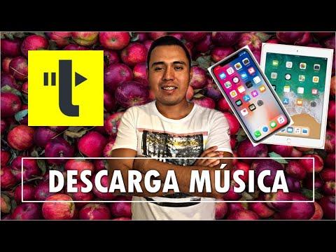 APP para DESCARGAR MÚSICA GRATIS a tu IPhone o IPad