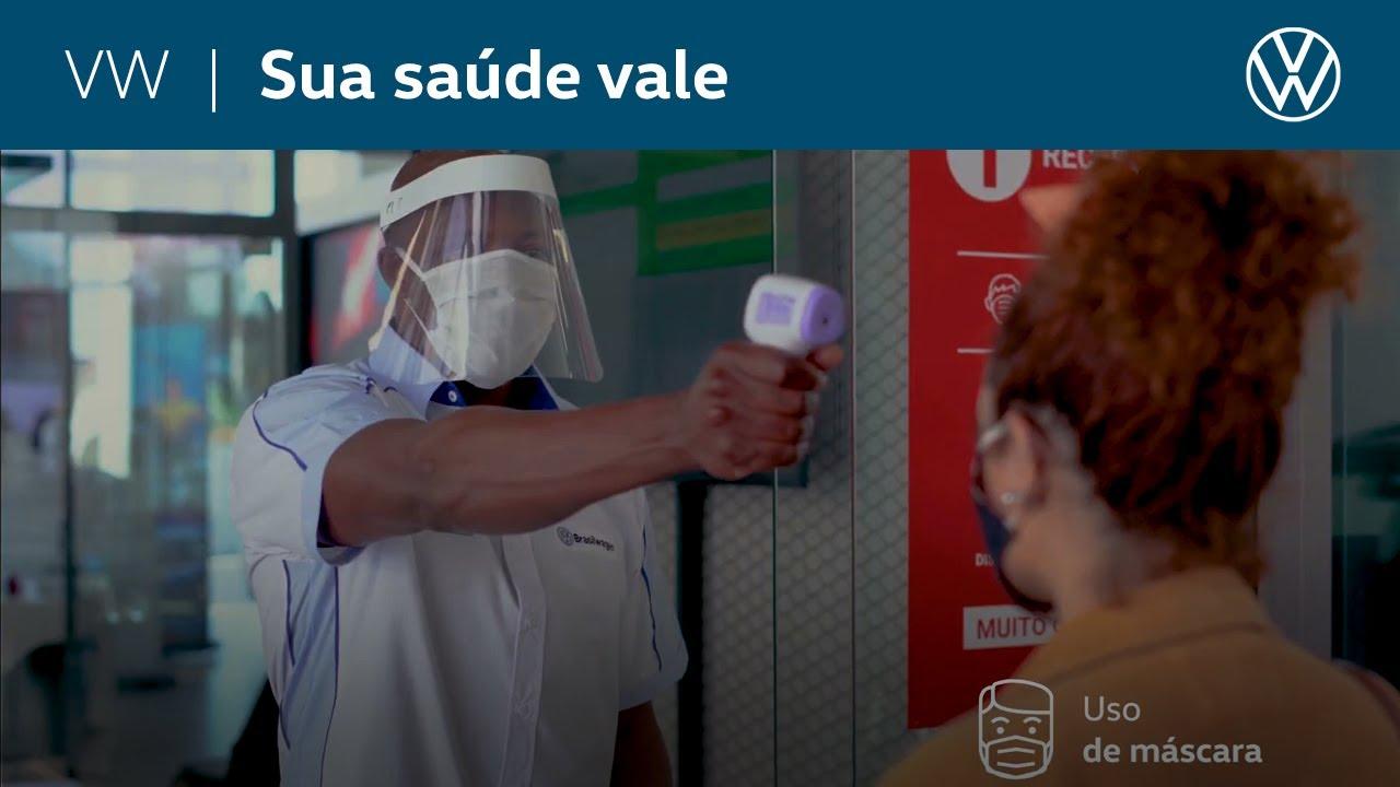 Sua saúde vale | VWBrasil