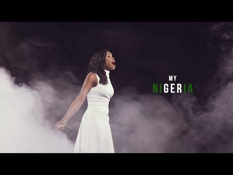 MY NIGERIA | Victoria Orenze - Official Video