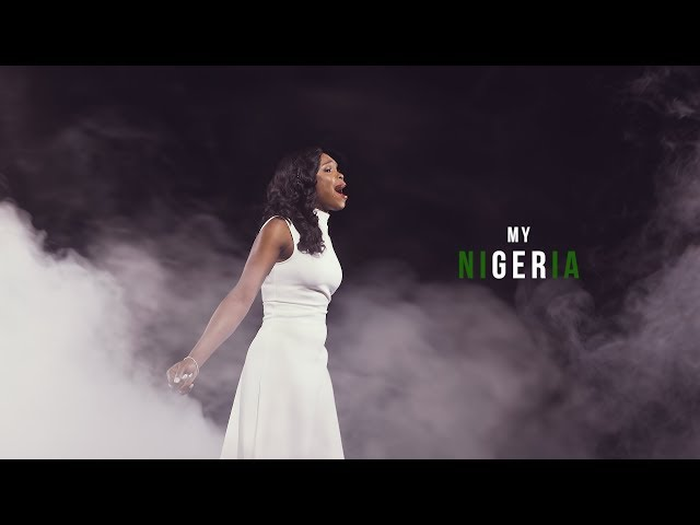 MY NIGERIA | Victoria Orenze - Official Video