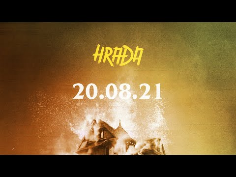 """Hrada - """"The Girl and The Raconteur"""" - Release date Promo"""