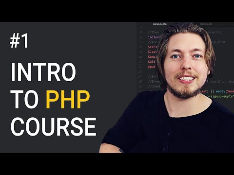 1: Introduction To PHP | Procedural PHP Tutorial For Beginners | PHP Tutorial | mmtuts