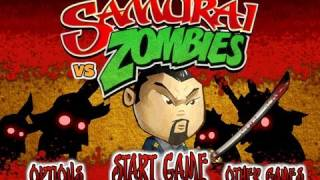 samurai vs zombies ipad 2 hd gameplay trailer