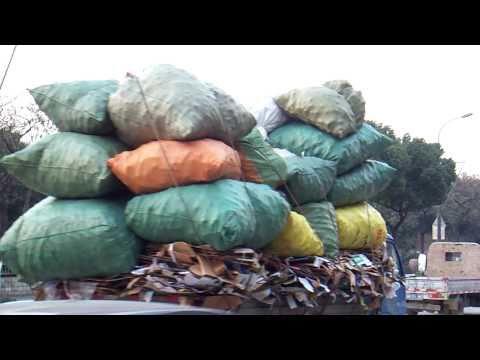 truck load in ningbo, China