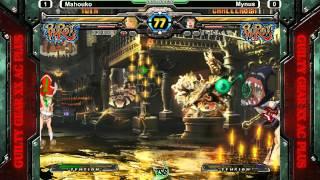 Guilty Gear XX Accent Core +R @ TSB 5/17 - Part 3 (Final)