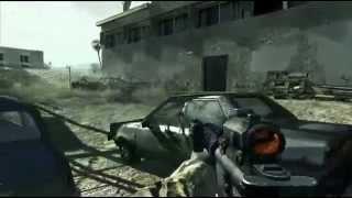 Call of Duty 4 Modern Warfare PC Gameplay