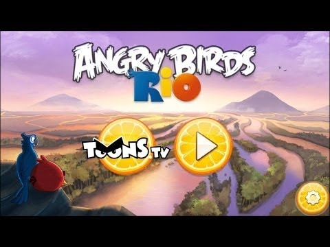 Angry birds Rio 👉HACK MOD APK👉 NO ROOT 100%Working