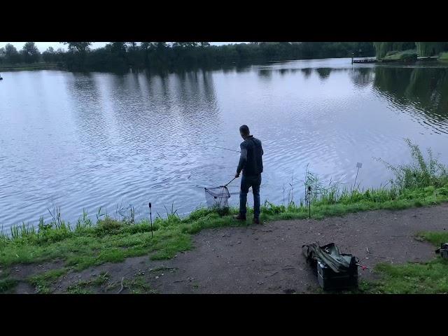 Ihmsen - Der Forellengott Forellensee Rosenweiher Yeha das ballert!