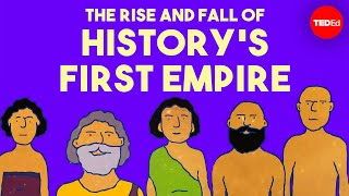 The rise and fall of historys first empire - Soraya Field Fiorio