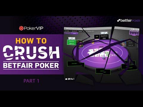 How To Beat Speed Poker: Betfair Part 1