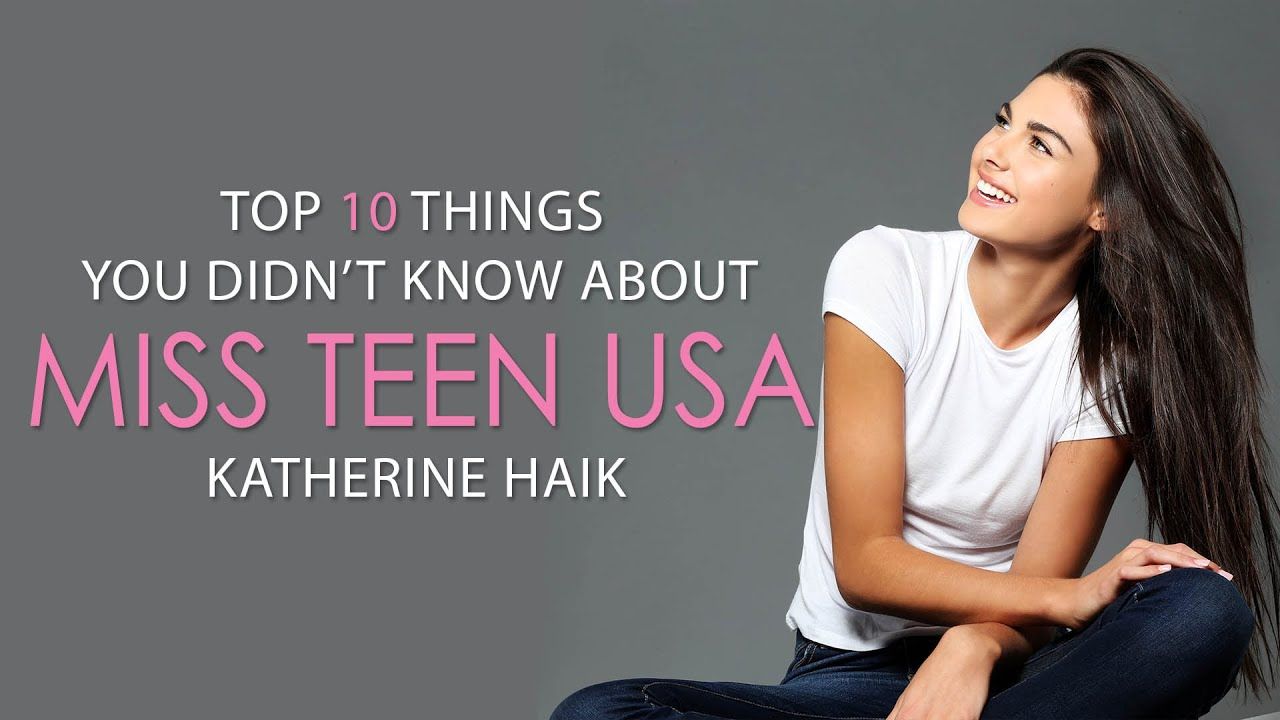 Top 10 Things You Didn't Know about Miss Teen USA 2015 ...
